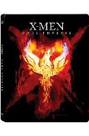 엑스맨: 다크 피닉스 [스틸북 한정판] [X-MEN: DARK PHEONIX]