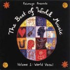 THE BEST OF WORLD MUSIC VOL.1/ WORLD VOCAL (미국 수입 디지팩 절판 희귀)