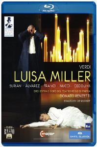 LUISA MILLER/ DONATO RENZETTI [TUTTO VERDI 14] [베르디: 루이자 밀러]