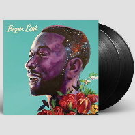 BIGGER LOVE [LP]