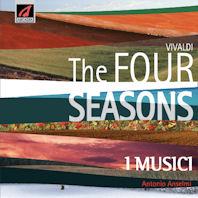 VIVALDI: THE FOUR SEASONS/ ANTONIO ANSELMI [이 무지치: 비발디 사계]