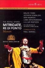 MITRIDATE, RE DI PONTO/ PAUL DANIEL [모차르트: 미트리다테, 폰토의 왕]