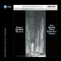 SYMPHONIES NOS.8 & 9/ CARL SCHURICHT [워너 오리지널 자켓 컬렉션] [브루크너: 교향곡 8 & 9번 - 칼 슈리히트] [한정반]