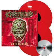VIOLENT REVOLUTION [LIMITED EDITION] [RED 2LP+CD]