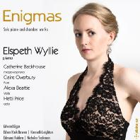 ENIGMAS: SOLO PIANO AND CHAMBER WORKS/ ELSPETH WYLLIE [에니그마: 피아노 독주 & 실내악 작품집 - 엘스페스 와일리]