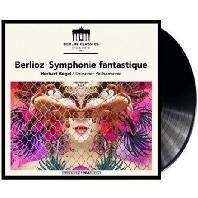 SYMPHONIE FANTASTIQUE/ HERBERT KEGEL [LP] [베를리오즈: 환상교향곡 - 헤르베르트 케겔]