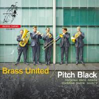 PITCH BLACK/ BRASS UNITED [브라스 유나이티드: 풀치넬라 모음곡 2.0]