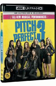 피치 퍼펙트 3 [4K UHD+BD] [PITCH PERFECT 3]