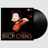 BACH SONATAS & PARTITAS [LP] [정경화: 바흐 무반주 바이올린 소나타와 파르티타 전곡] [한정반]