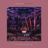 ONE NIGHT ONLY: LIVE AT THE ROYAL ALBERT HALL [CD+DVD]