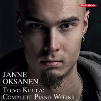 COMPLETE PIANO WORKS/ JANNE OKSANEN [쿨라: 피아노 음악 전곡 - 야네 옥사넨]