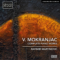 COMPLETE PIANO WORKS/ RATIMIR MARTINOVIC [모크라냐크: 피아노 전곡]