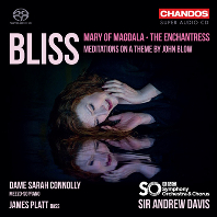 MARY OF MAGDALA, THE ENCHANTRESS/ SARAH CONNOLLY, JAMES PLATT, ANDREW DAVIS [SACD HYBRID] [블리스: 칸타타 막달라 마리아, 마녀, 블로우 주제에 의한 명상곡]