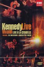 NIGEL KENNEDY LIVE <!HS>VIVALDI<!HE>/ LIVE A LA CITADELLE