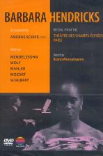 RECITAL FROM THE THEATRE DES CHAMPS-ELYSSES PARIS/ <!HS>ANDRAS<!HE> SCHIFF