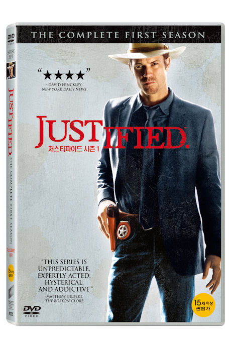   1 [JUSTIFIED SEASON 1]