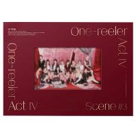 ONE-REELER/ ACT Ⅳ [미니 4집] [SCENE #3 VER]