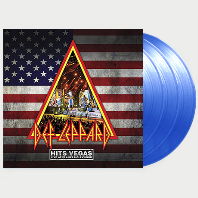 HITS VEGAS: LIVE AT PLANET HOLLYWOOD [BLUE TRANSPARENT LP]