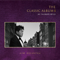 [지관통+포스터]김호중 - THE CLASSIC ALBUM 1: MY FAVORITE SONGS*