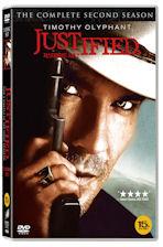 저스티파이드 시즌 2 [JUSTIFIED: THE COMPLETE SECOND SEASON] DVD