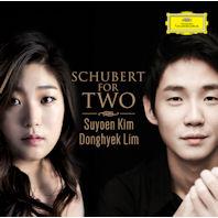 SCHUBERT FOR TWO [김수연 & 임동혁: 슈베르트 포 투]