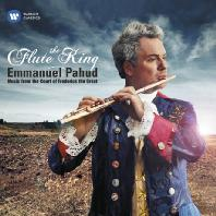 FLUTE THE KING: MUSIC FROM THE COURT OF FREDERICK THE GREAT [엠마뉴엘 파후드: 플루트 킹]