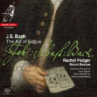 THE ART OF FUGUE/ BRECON BAROQUE, RACHEL PODGER [SACD HYBRID] [레이첼 포저 & 브레콘 바로크: 바흐 <푸가의 기법>]