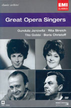 GREAT OPERA SINGERS [CLASSIC ARCHIVE 28]