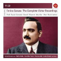 THE COMPLETE VICTOR RECORDINGS [SONY MASTERS] [앙리코 카루소: 빅터 레코딩 전집]