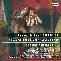 THE COMPLETE FLUTE MUSIC VOL.3 - 10/ CLAUDI ARIMANY [프란츠 & 칼 도플러: 플루트 음악 전곡 3집]