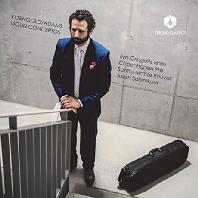 VIOLIN CONCERTOS/ ILYA GRINGOLTS, JULIEN SALEMKOUR [코른골트: 바이올린 협주곡 D장조 & 존 애덤스: 바이올린 협주곡]