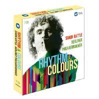 RHYTHM & COLOURS/ BERLINER PHILHARMONIKER [사이먼 래틀 & 베를린 필: 리듬과 색채 - 명연주 모음집]