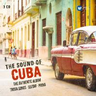 THE SOUND OF CUBA: THE AUTHENTIC ALBUM TROVA SONGS, GUITAR, PIANO [DIGIPACK] [쿠바 사운드]