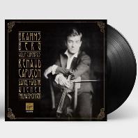 VIOLIN CONCERTO/ RENAUD CAPUCON, DANIEL HARDING [180G LP] [브람스: 바이올린 협주곡 - 카퓌송 & 하딩]