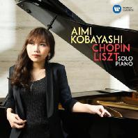 PIANO WORKS/ AIMI KOBAYASHI [쇼팽: 피아노 소나타 2번 & 리스트: 순례의 해 - 아이미 코바야시]
