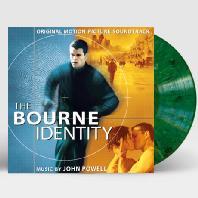 THE BOURNE IDENTITY [180G MILITARY GREEN LP] [본 아이덴티티]