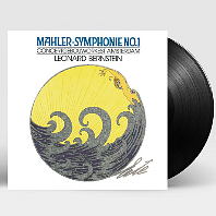 SYMPHONY NO.1/ LEONARD BERNSTEIN [180G LP+CD] [말러: 교향곡 1번 - 번스타인]