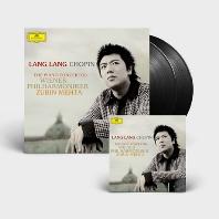 THE PIANO CONCERTOS/ LANG LANG, ZUBIN MEHTA [180G LP+CD] [쇼팽: 피아노 협주곡 1, 2번 - 메타 & 랑랑]