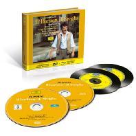 ILBARBIEREDI SIVIGLIA/ CLAUDIO ABBADO [2CD+DVD+BDA] [로시니: 세비야의 이발사 - 아바도]