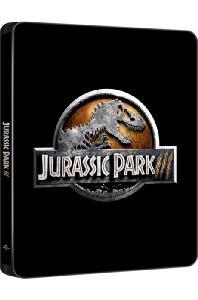 쥬라기 공원 3 [4K UHD+BD] [스틸북 한정판] [JURASSIC PARK 3]