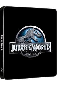 쥬라기 월드 [4K UHD+BD] [스틸북 한정판] [JURASSIC WORLD]