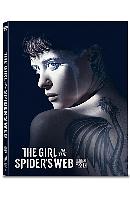 거미줄에 걸린 소녀 4K UHD+BD [풀슬립 스틸북 한정판] [THE GIRL IN THE SPIDER`S WEB]