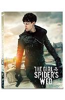 거미줄에 걸린 소녀 4K UHD+BD [렌티큘러 오링 스틸북 한정판] [THE GIRL IN THE SPIDER`S WEB]
