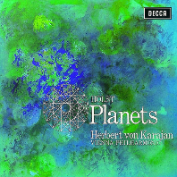 THE PLANETS/ HERBERT VON KARAJAN [SHM-CD] [홀스트: 행성 - 카라얀]