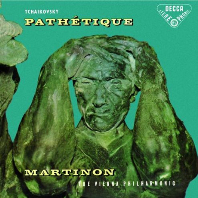 "SYMPHONY NO.6 ""PATHETIQUE"" & SYMPHONY NO.1/ JEAN MARTINON [SHM-CD] [차이코프스키: 교향곡 6번 & 쇼스타코비치: 교향곡 1번 - 마르티농]"