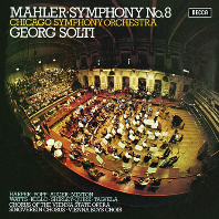 SYMPHONY NO.8/ GEORG SOLTI [SHM-CD] [말러: 교향곡 8번 - 솔티]