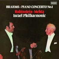 PIANO CONCERTO NO.1/ ARTHUR RUBINSTEIN, ZUBIN MEHTA [SHM-CD] [브람스: 피아노 협주곡 1번 - 루빈스타인, 메타]