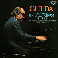 PIANO CONCERTOS NOS.1 & 3/ FRIEDRICH GULDA, HORST STEIN [SHM-CD] [베토벤: 피아노 협주곡 1, 3번 - 굴다, 슈타인]