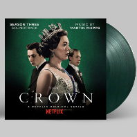 THE CROWN SEASON THREE [더 크라운 시즌 3] [CLEAR GREEN & BLACK MIXED] [180G LP] [한정반]
