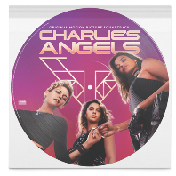 CHARLIE`S ANGELS [찰리스 앤젤스] [PICTURE LP]